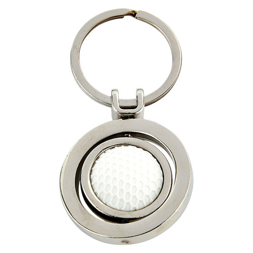 Golf Alicante Keyring. For birthday, anniversary or Christmas. A novelty gift from 1st Place 4 Trophies