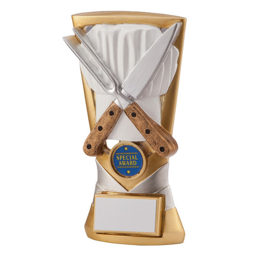 Velocity Cooking Award with FREE engraving