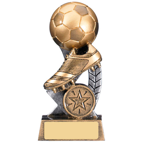 "5"" Escapade II Football trophy with FREE engraving"