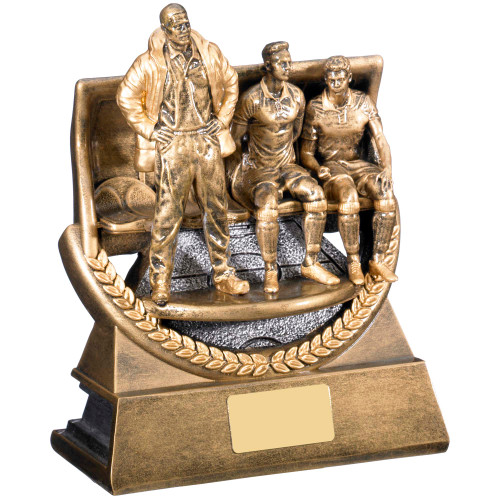The Managers Award Football Trophy FREE engraving