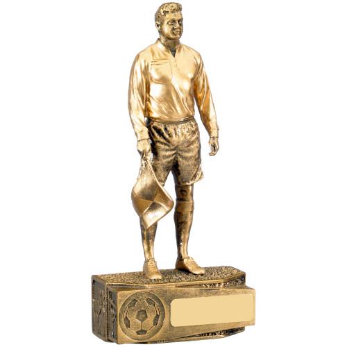 Football Linesman Officials Award FREE engraving