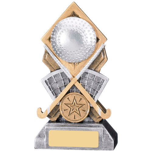 Diamond Extreme Netball Trophy in 2 sizes FREE engraving