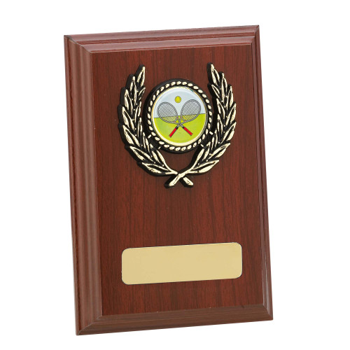 Mahogany Plaque in 3 sizes at 1stPlace4Trophies
