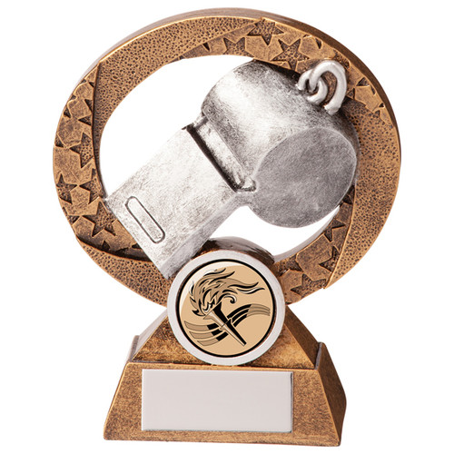 Referee Whistle Award with FREE engraving