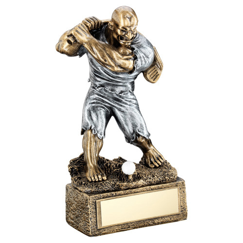 Golf BEAST novelty trophy. FREE engraving at 1stPlace4Trophies