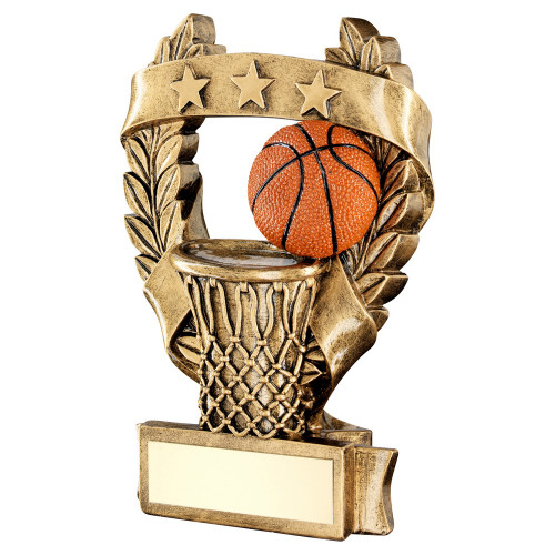 Basketball Award in 3 sizes with FREE engraving 1stPlace4Trophies