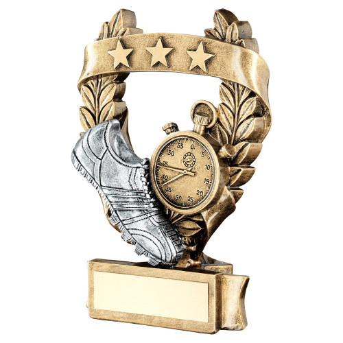 Athletics trophy perfect for javelin discus high/long jump shotput, running events and more.