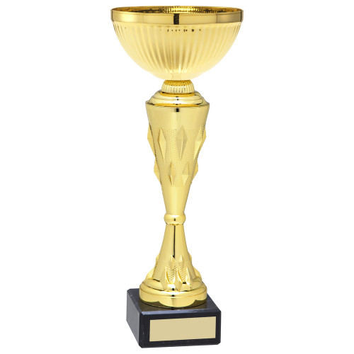 Beautiful slim presentation cup at 1stPlace4Trophies