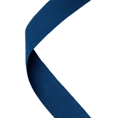 Navy Blue Medal Ribbon at 1stPlace4Trophies