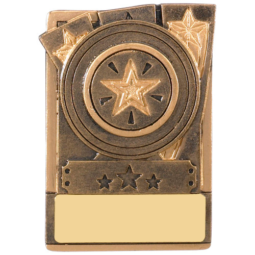 """3"""" Multisport Magnetic Award with FREE engraving"""