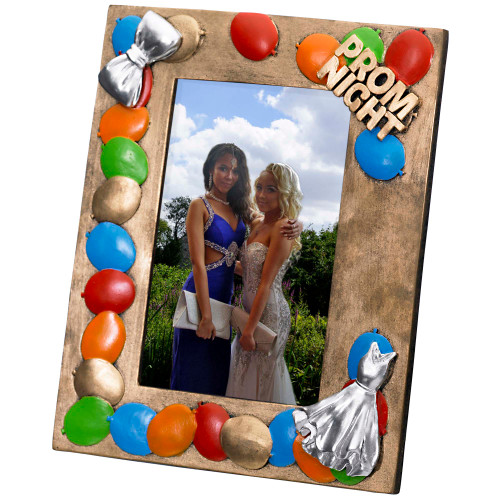 Prom Night Photo Frame 4 x 6""
