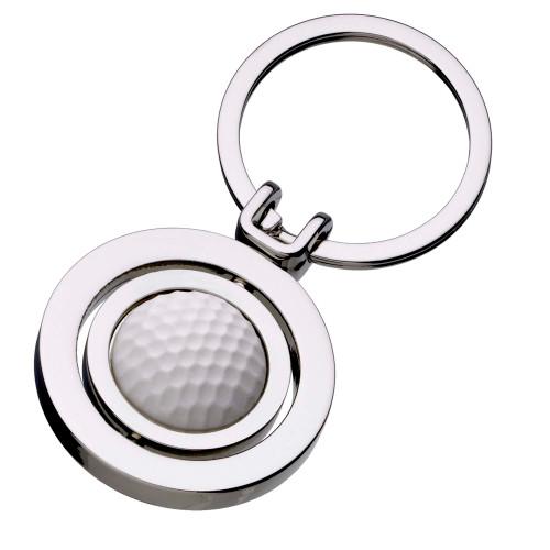 Golf Spinner Keyring