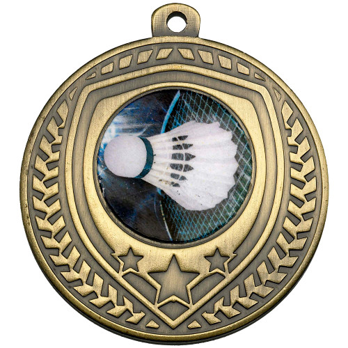 50mm Bronze Multisport Shield Medal Award