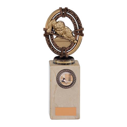 Maverick Legend Pool & Snooker Award with FREE engraving