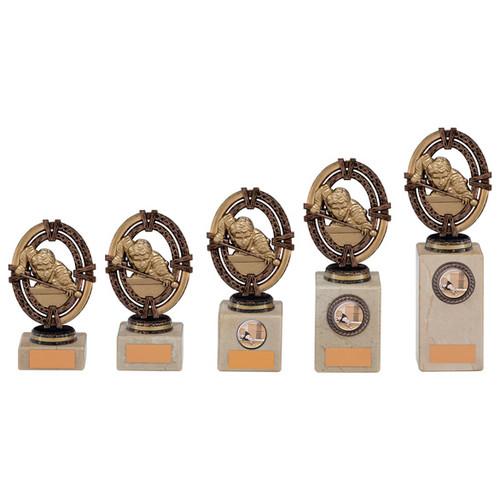 Maverick Legend Pool & Snooker Award in 5 sizes