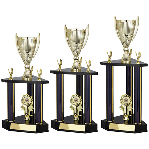 Epic Tower trophy cup available in 3 sizes