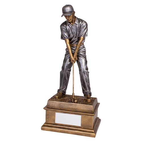 Wentworth Classic Male Golfer Award with FREE engraving