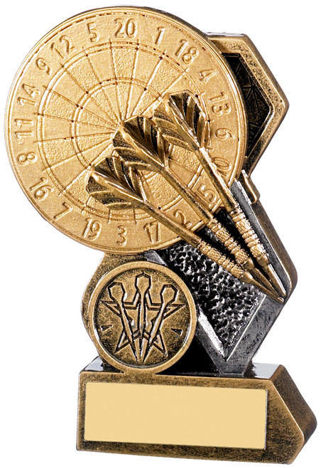 Force Darts trophy with FREE engraving in 2 sizes