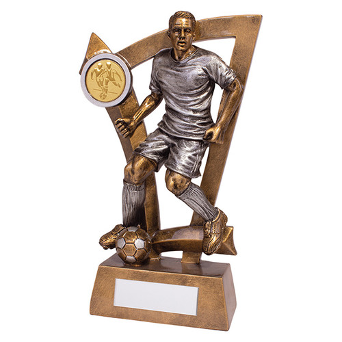 Predator football trophy in 4 sizes with FREE engraving