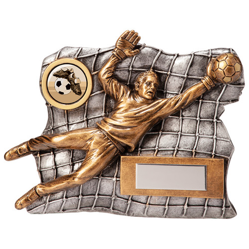 Advance Goalkeeper Football Award with FREE engraving