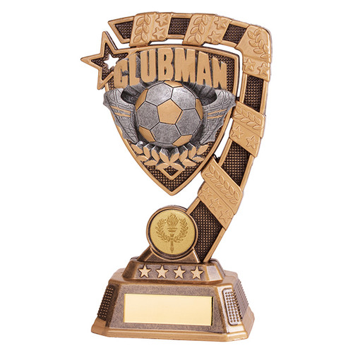 "7"" Clubman End of Season Football Award"