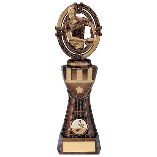Maverick World Rugby Trophy in 4 sizes