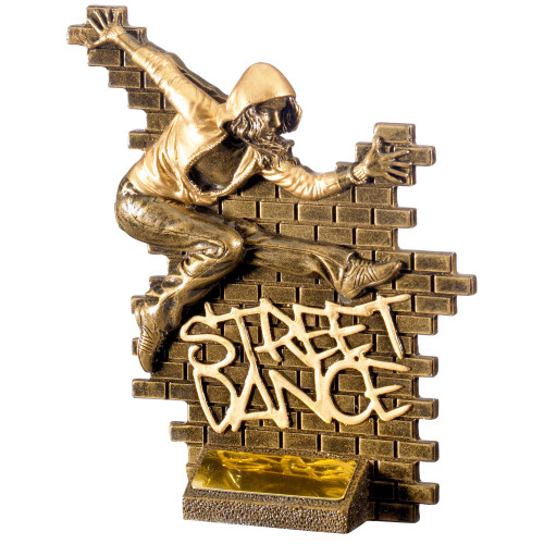 Female Street Dance Trophy option