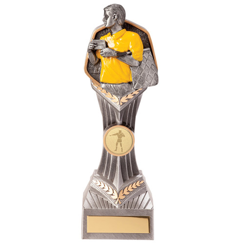 "8.75"" Falcon assistant referee trophy"