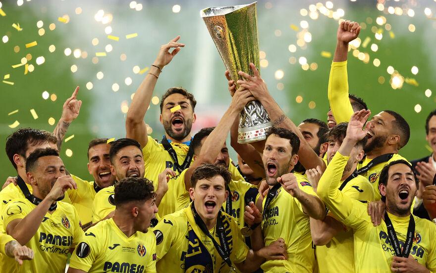 22 Penalties in the Europa League Final