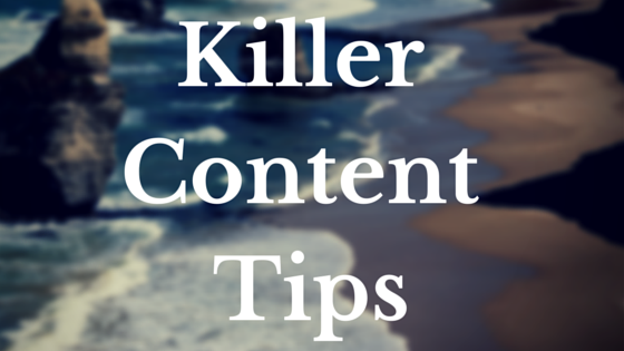 How to Create Killer Content for your Social Media pages?