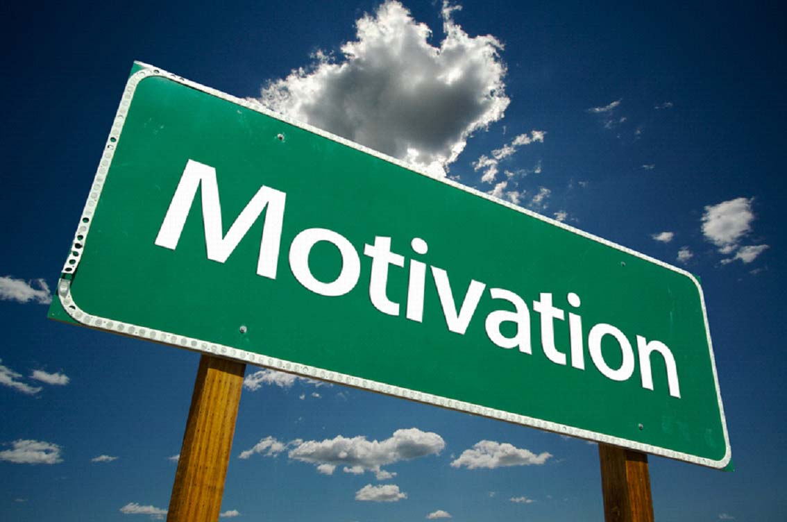 How to stay motivated all the time, particularly on the playing field?