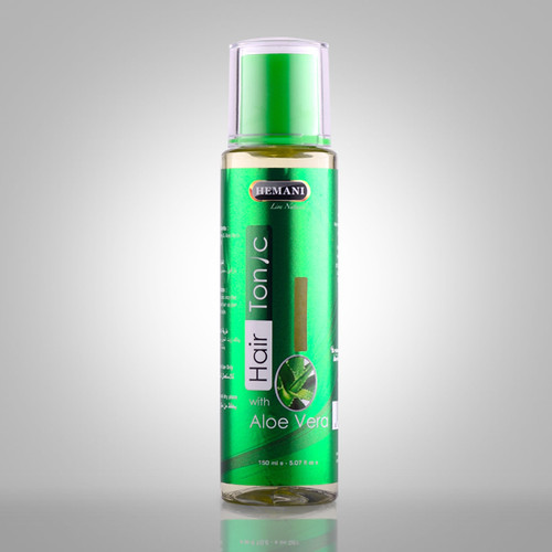 Hair Tonic with Aloe Vera 150 ml