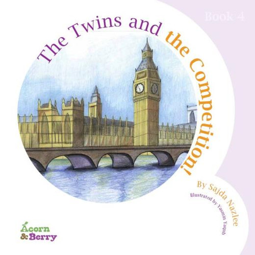 The Twins and the Competition: Acorn and Berry Bk-4