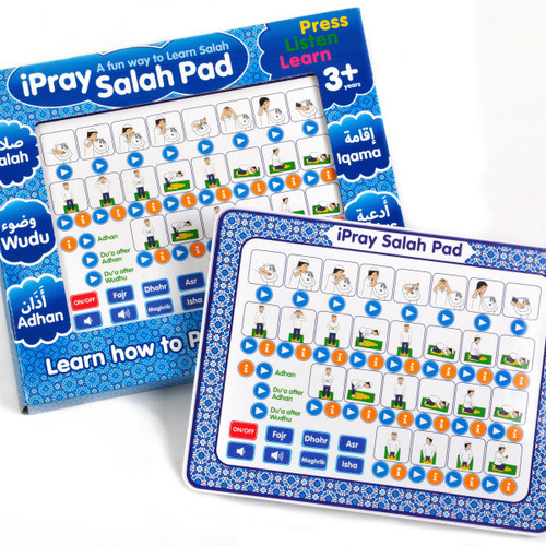 iPray Salah Pad – Boy
