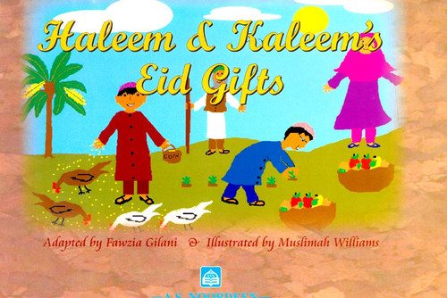 Haleem and Kaleemئs Eid Gift