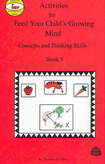 AKEED Intergrated Series: Activities to Feed your Childئs Growing Mind (Book 5)