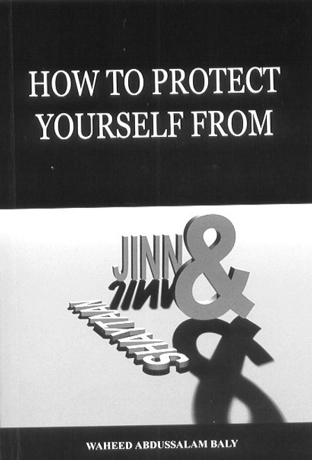 How to protect yourself from jinni and Shaitan wit 2 Audio CDs