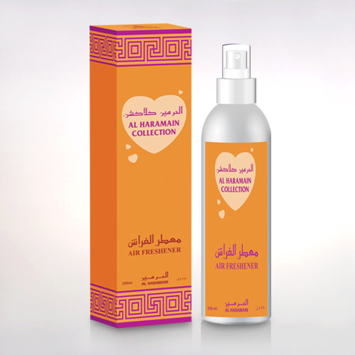 AIR FRESHENER- ALHARAMAIN COLLECTION 250ML