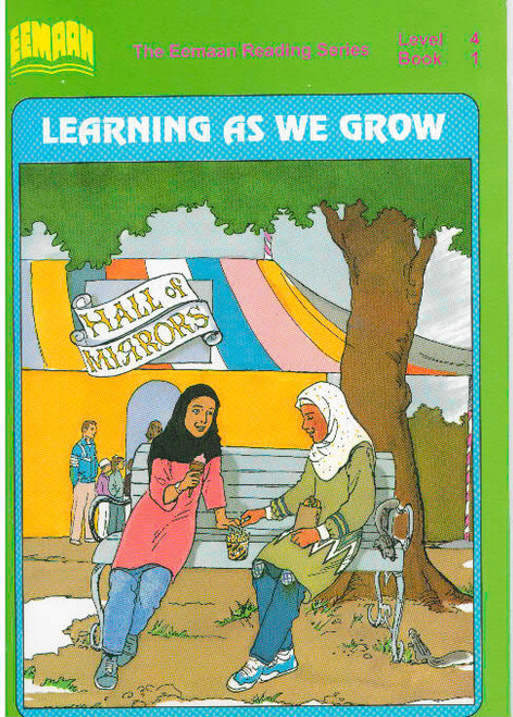 Eamaan Reading Series (Level 4, Book 1): Learning As We Grow