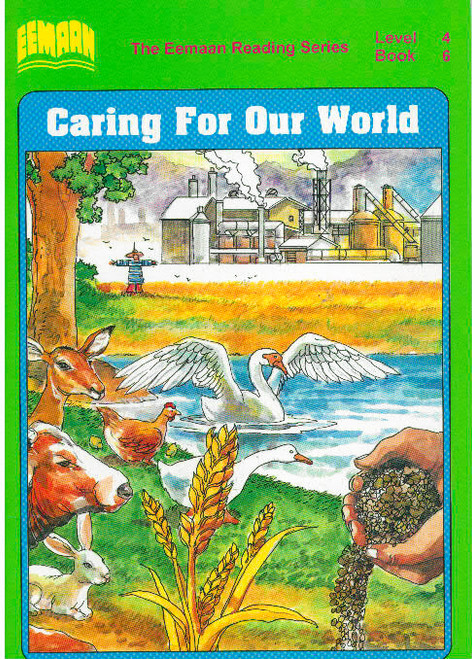 Eamaan Reading Series (Level 4, Book 6): Caring For Uor World
