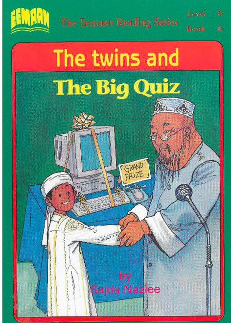 Eamaan Reading Series (Level 6, Book 6): The Twins And The Big Quiz