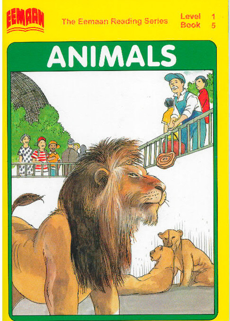 Eamaan Reading Series (Level 1, Book 5): Animals