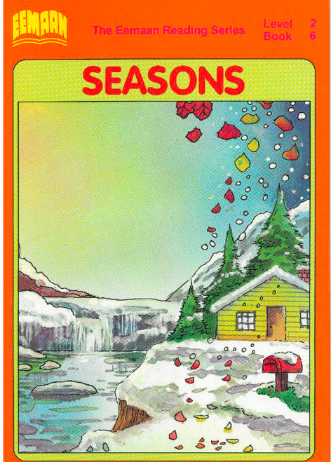 Eamaan Reading Series (Level 2, Book 6): SEASONS
