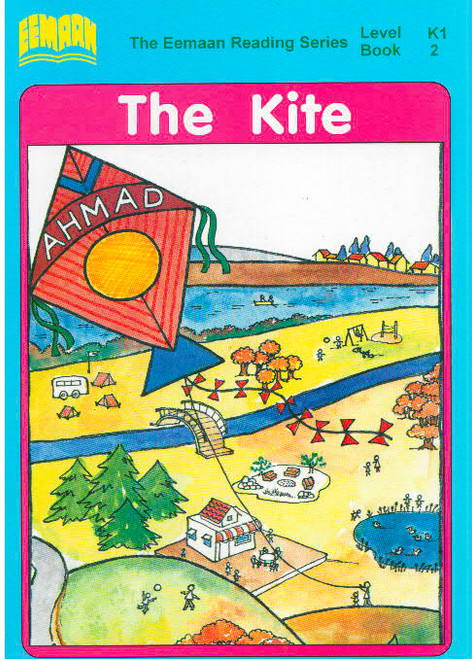 Eamaan Reading Series (Level K1, Book 2): The Kite