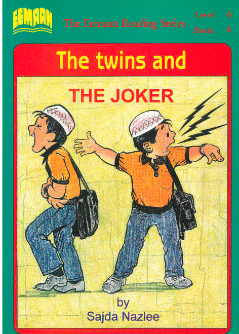 Eamaan Reading Series (Level 6, Book 4): The Twins And The Joker