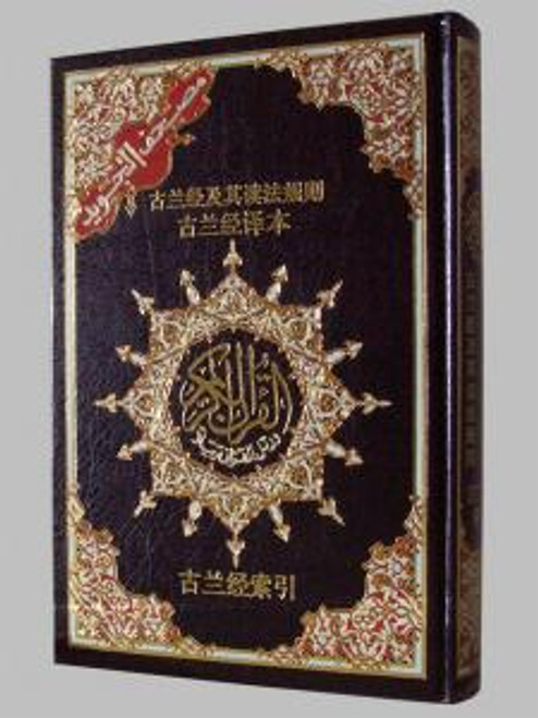Tajweed Quran With meaning translation in Chinese