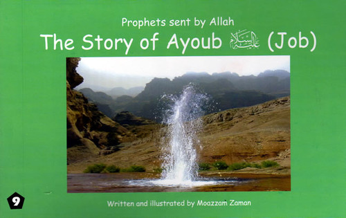 Prophets Sent By Allah: The Story of Ayoub (Job)