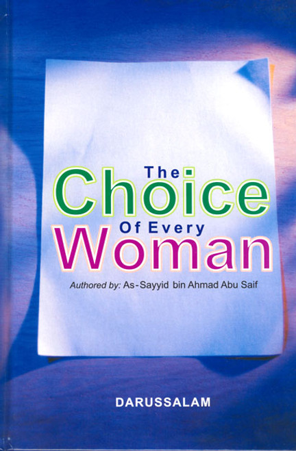 The choice of every women