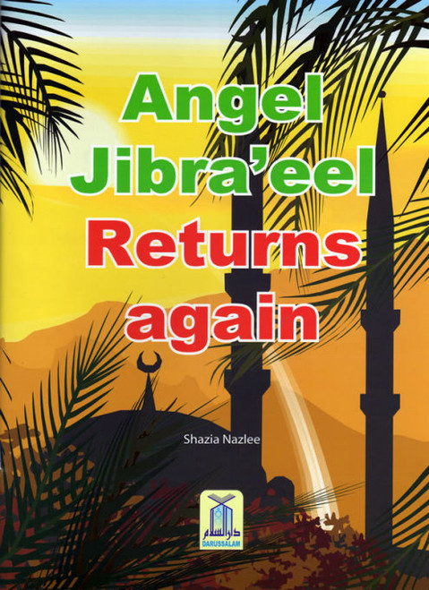 Children's Gift and Lessons Series: Angel Jebraeel returns again