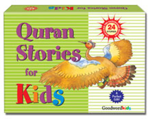 Quran Stories for Kids (Gift Box)